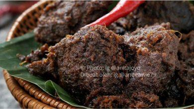 Photo of Ayo Makan Rendang! Kuliner No. 1 Terlezat Di Dunia Berasal Dari Sumatera Barat