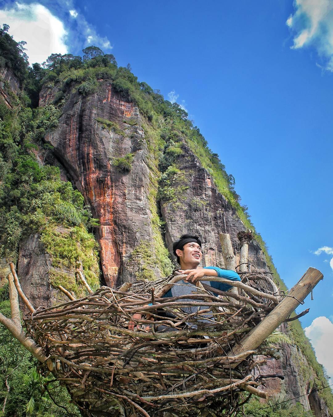 Spot Foto instagramable Di Lembah Harau