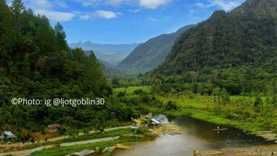Photo of Keindahan Danau Kapalo Banda Taram
