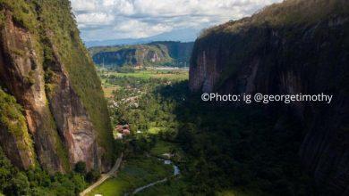Photo of Lembah Harau: Cagar Alam dan Suaka Margasatwa dengan Kekayaan Wisata Alam