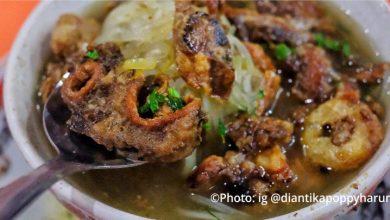 Photo of Soto Padang: Kuliner Khas Minangkabau yang Mendunia