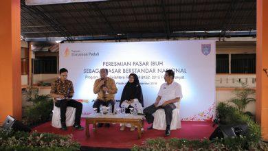"""Photo of Pasar Ibuh Kota Payakumbuh Raih (SNI) Sertifikasi Standar Nasional Indonesia Melalui Program Kemitraan """"Pasar Sejahtera"""" Yayasan Danamon Peduli"""