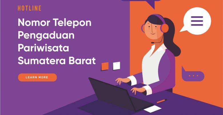 Layanan Pengaduan Pariwisata Sumatera Barat