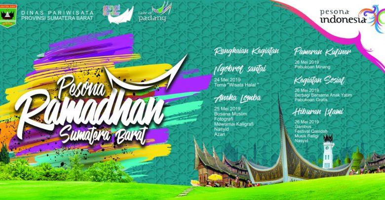 Pesona Ramadhan Sumatera Barat