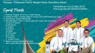 Photo of Berbagai Lomba Islami Meriahkan Pesona Ramadhan Sumbar