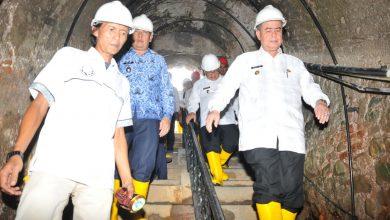 Photo of Pasca Ditetapkan Menjadi Warisan Budaya Dunia Tambang Batu Bara Ombilin Sawahlunto Dikunjungi Wagub Sumbar