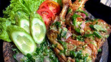 Photo of Ayam Batokok Lado Hijau Khas Minang yang Super Lezat