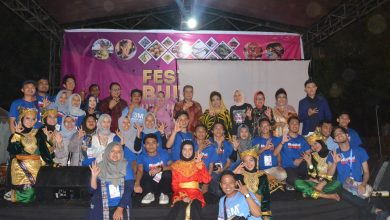 Photo of Melestarikan budaya MinangKabau di Festival Budaya Luhak Nan Tigo
