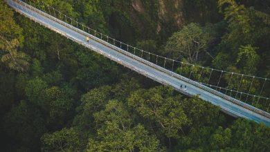 Photo of Jembatan Gantung Terpanjang di Sumatera Barat senilai 5,5 Milyar