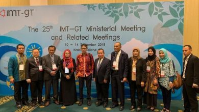 Photo of Sumbar Jadi Tuan Rumah IMT-GT 2020 Mendatang