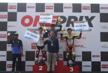 Photo of Taste of Padang, Dipromosikan di Balap Motor Oneprix-Indonesia
