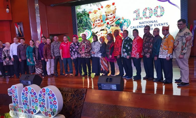 Tiga event Sumatera Barat masuk ke dalam Calender of Event (CoE) Indonesia 20201