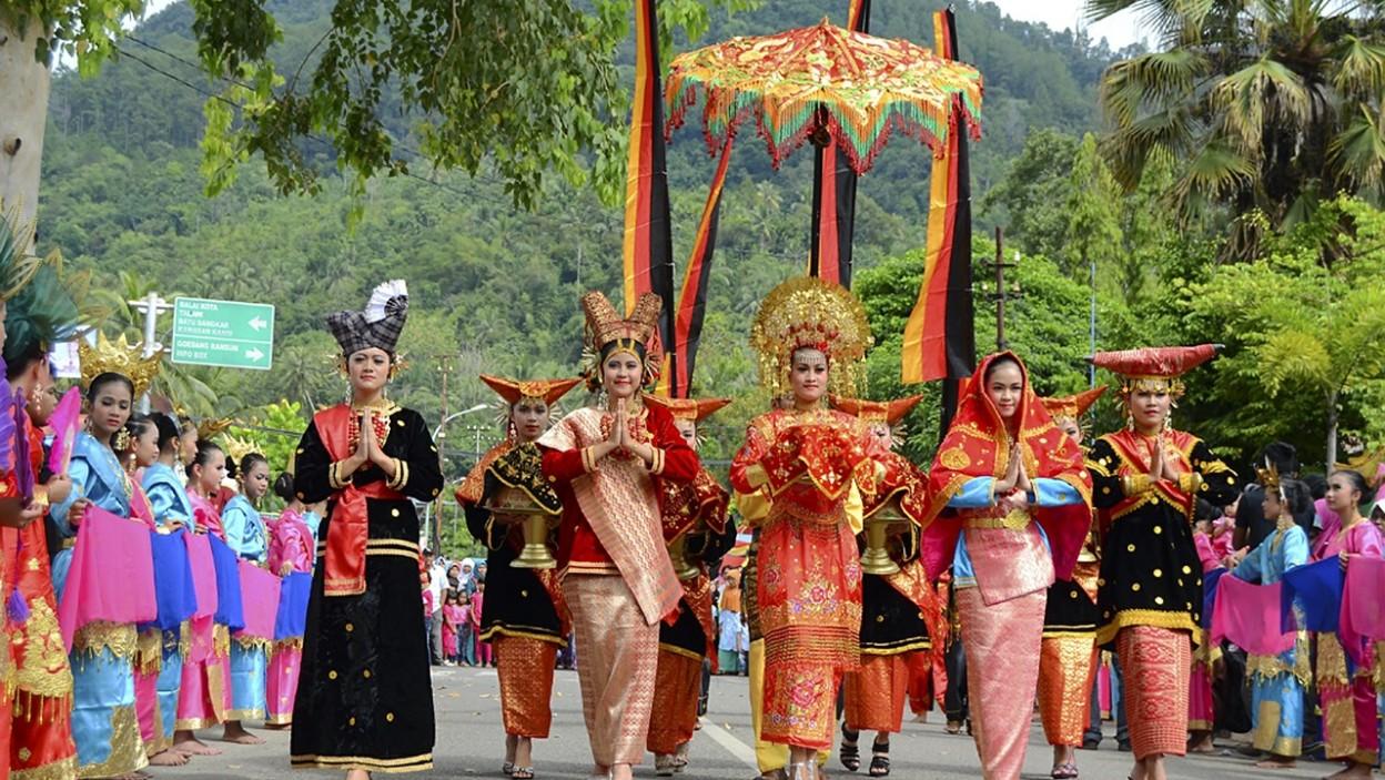 west sumatera tourism